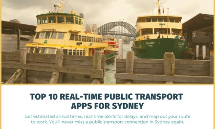 Top 10 Real-Time Public Transport Apps for Sydney