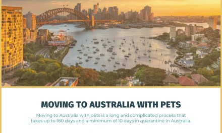 Moving to Australia with Pets