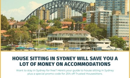 House Sitting in Sydney Will Save You Money on Accommodations