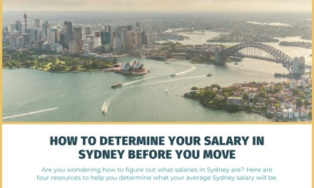 How to Determine Your Salary in Sydney Before You Move