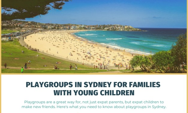 Playgroups in Sydney for Families with Young Children