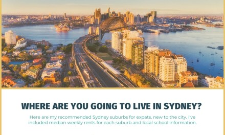 Do You Know Where You're Going to Live in Sydney After You Move?