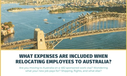 What Expenses Are Included When Relocating Employees to Australia?