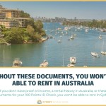 Without 100 Points of ID and These Documents, You Can't Rent in Australia