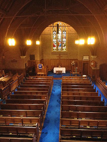 St Johns Uniting Church Wahroonga