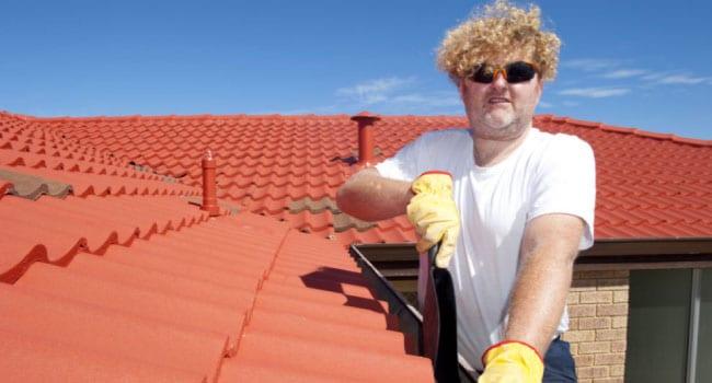 diy roof repair sydney