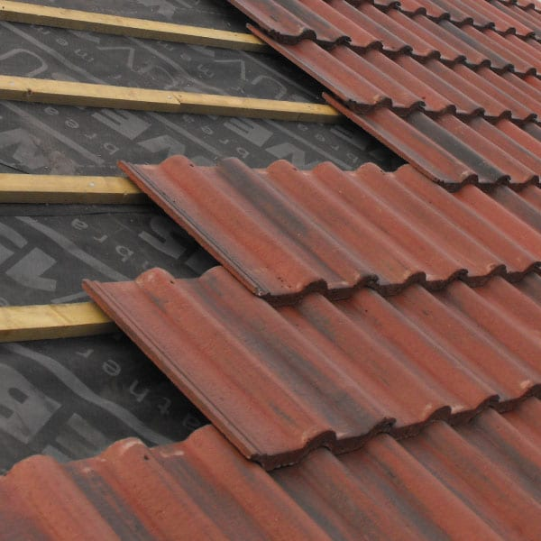 roof repair monier tiles