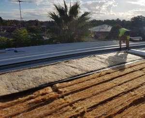 metal roofing sydney