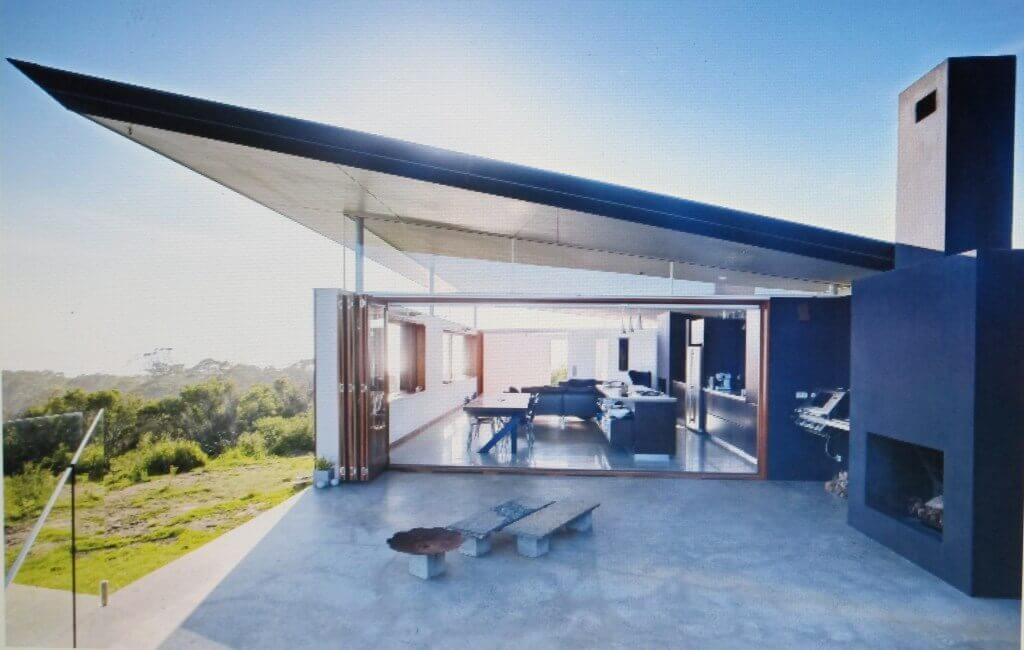 What is a skillion roof sydney roof metal roof contractors for Skillion roof house plans