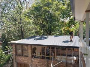 colorbond roof sydney north shore