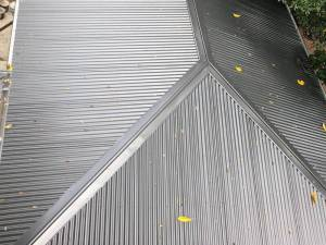 metal roof sydney north