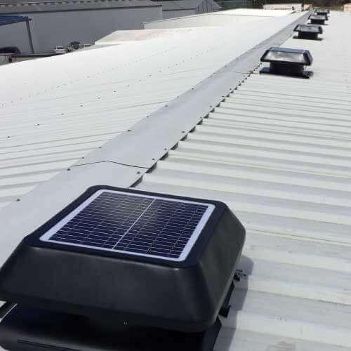 solar roof vent sydney inner west