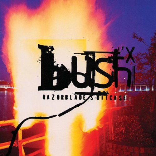 Bush - Razorblade Suitcase
