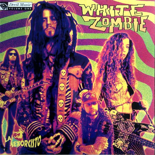 White Zombile - Devil Music