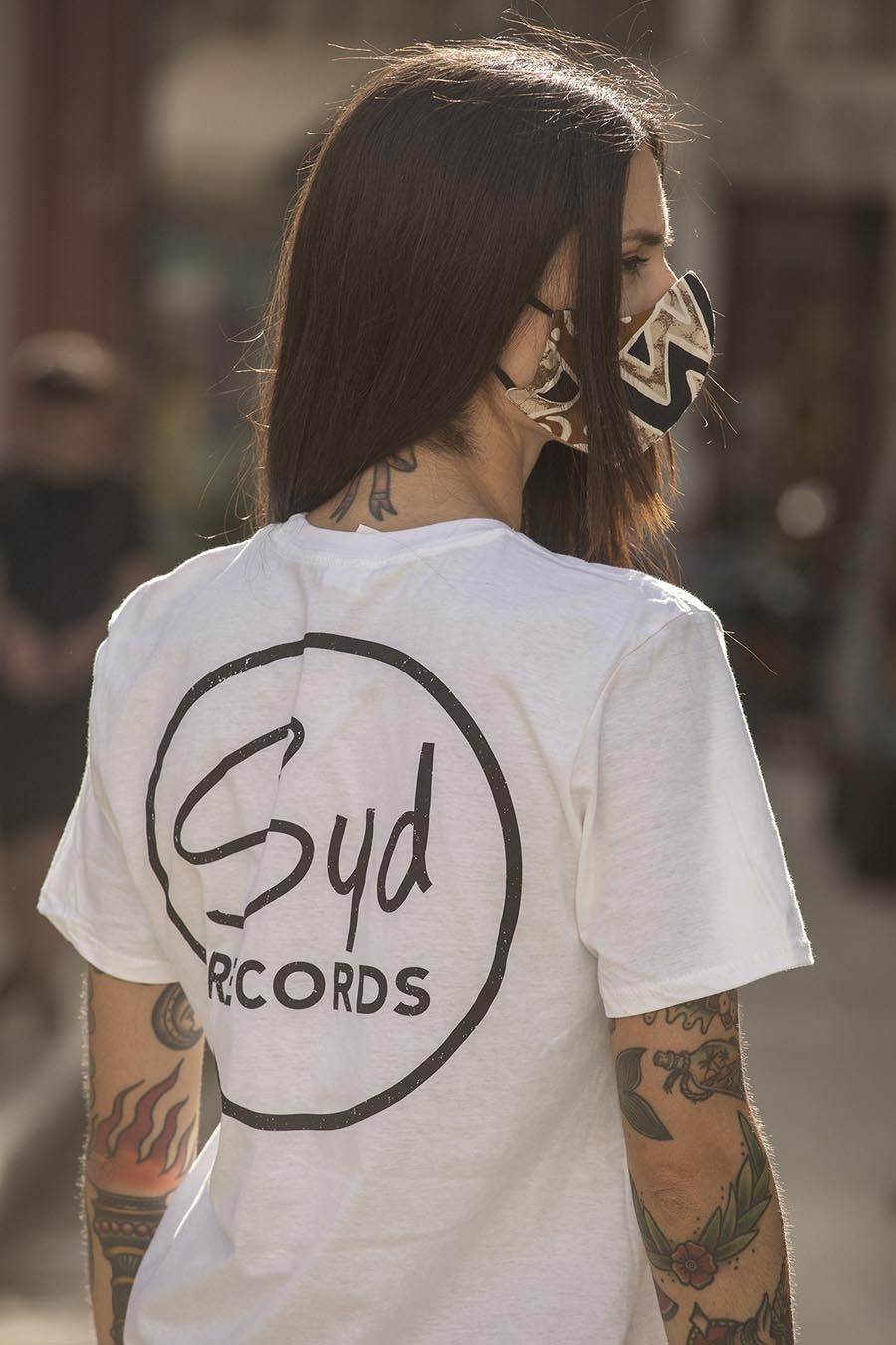 Syd Records Circle Tee