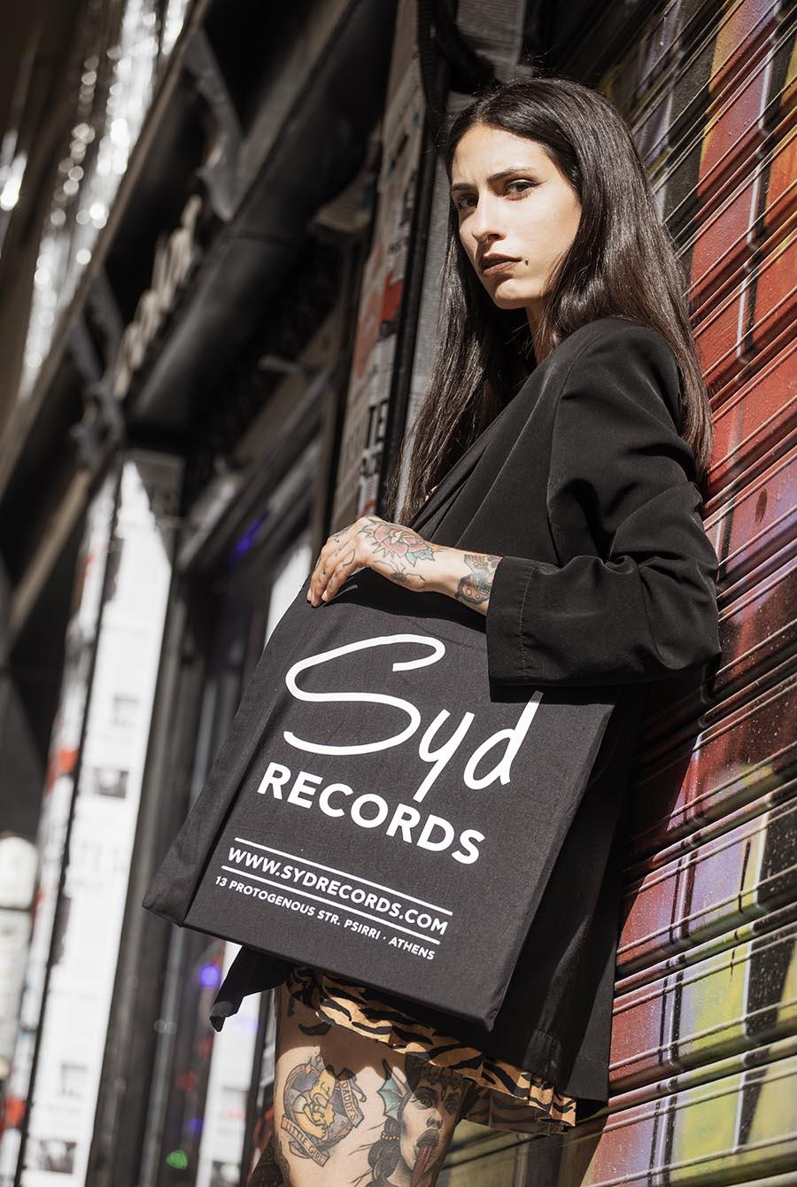 Syd Records Classic Totebag
