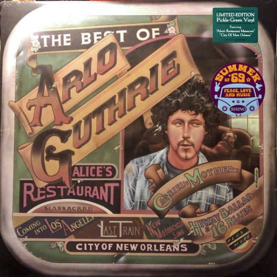 Arlo Guthrie - Best Of