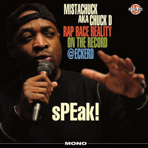 Chuck D - Speak!