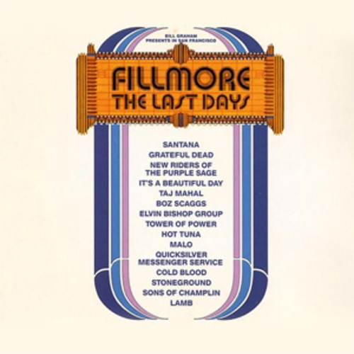 V/A - Fillmore - The Last Days