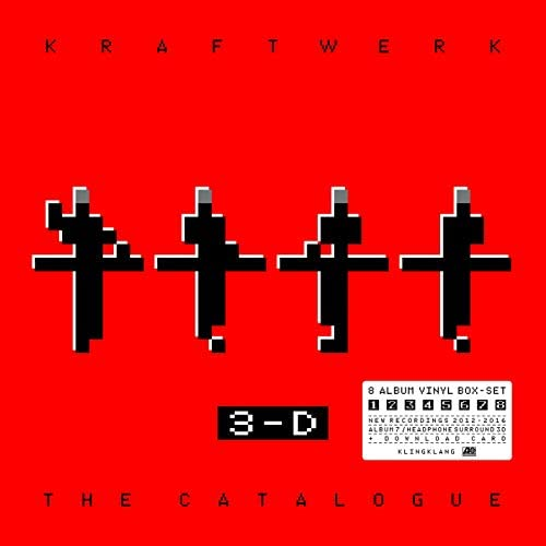 Kraftwerk - The Catalogue 3-D