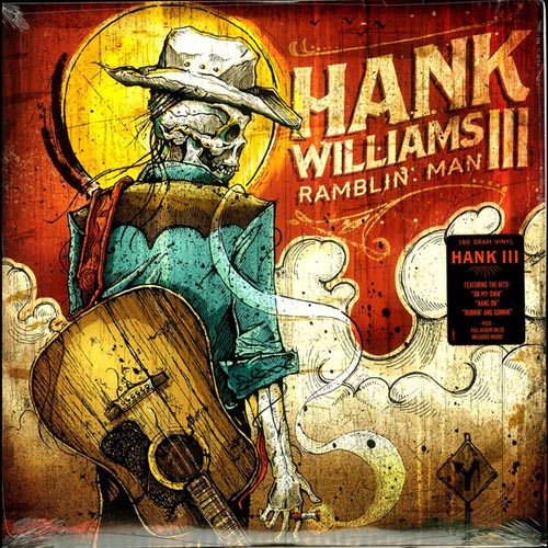 Hank Williams III - Ramblin' Man