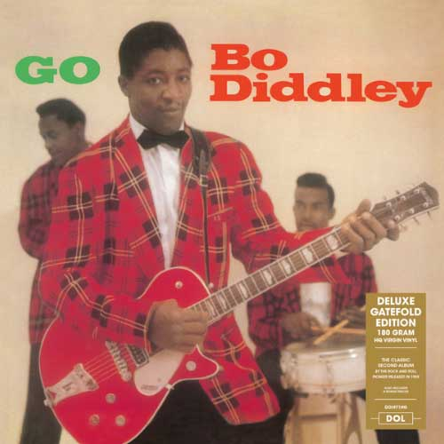 Bo Diddley - Go
