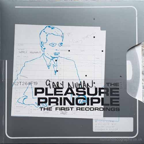 Gary Numan - The Pleasure Principle First Recordings