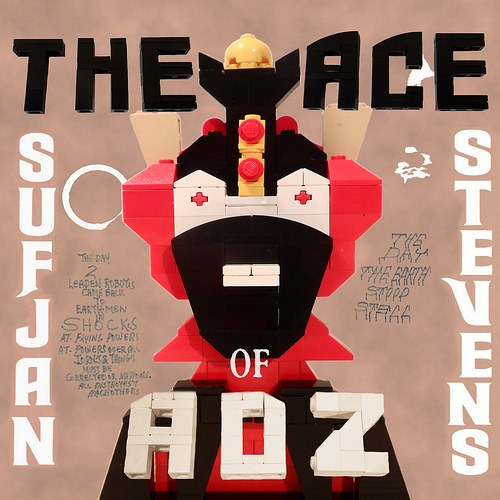 Surfjan Stevens - The Age Of Adz