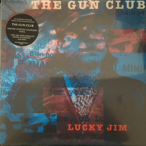The Gun Club - Lucky Jim
