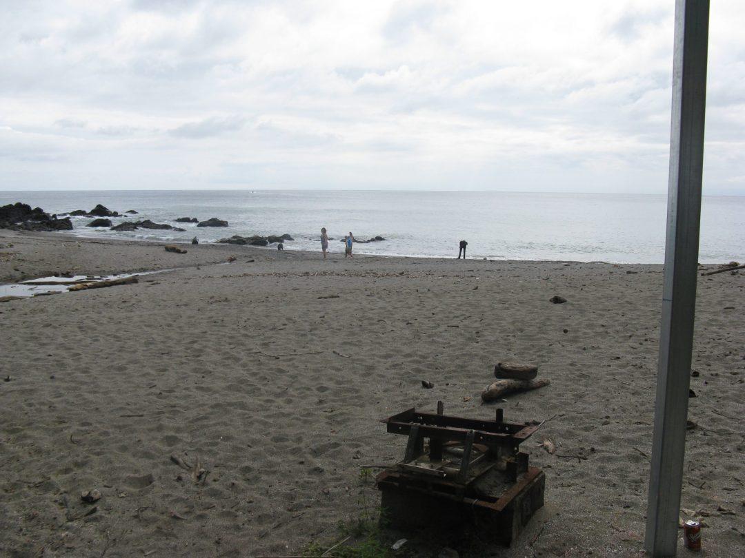 A beach at Montezuma