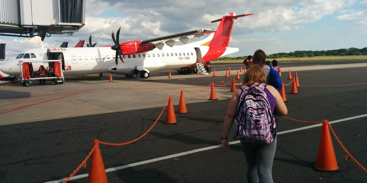 Traveling to Nicaragua