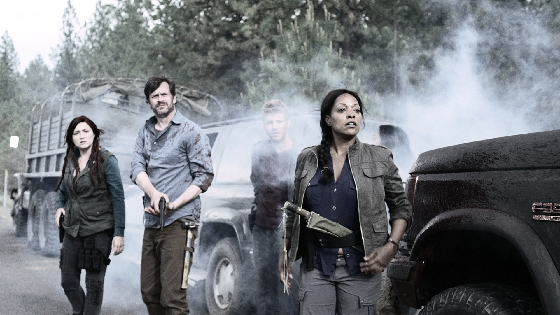 Z Nation Recap Fracking Zombies SYFY WIRE