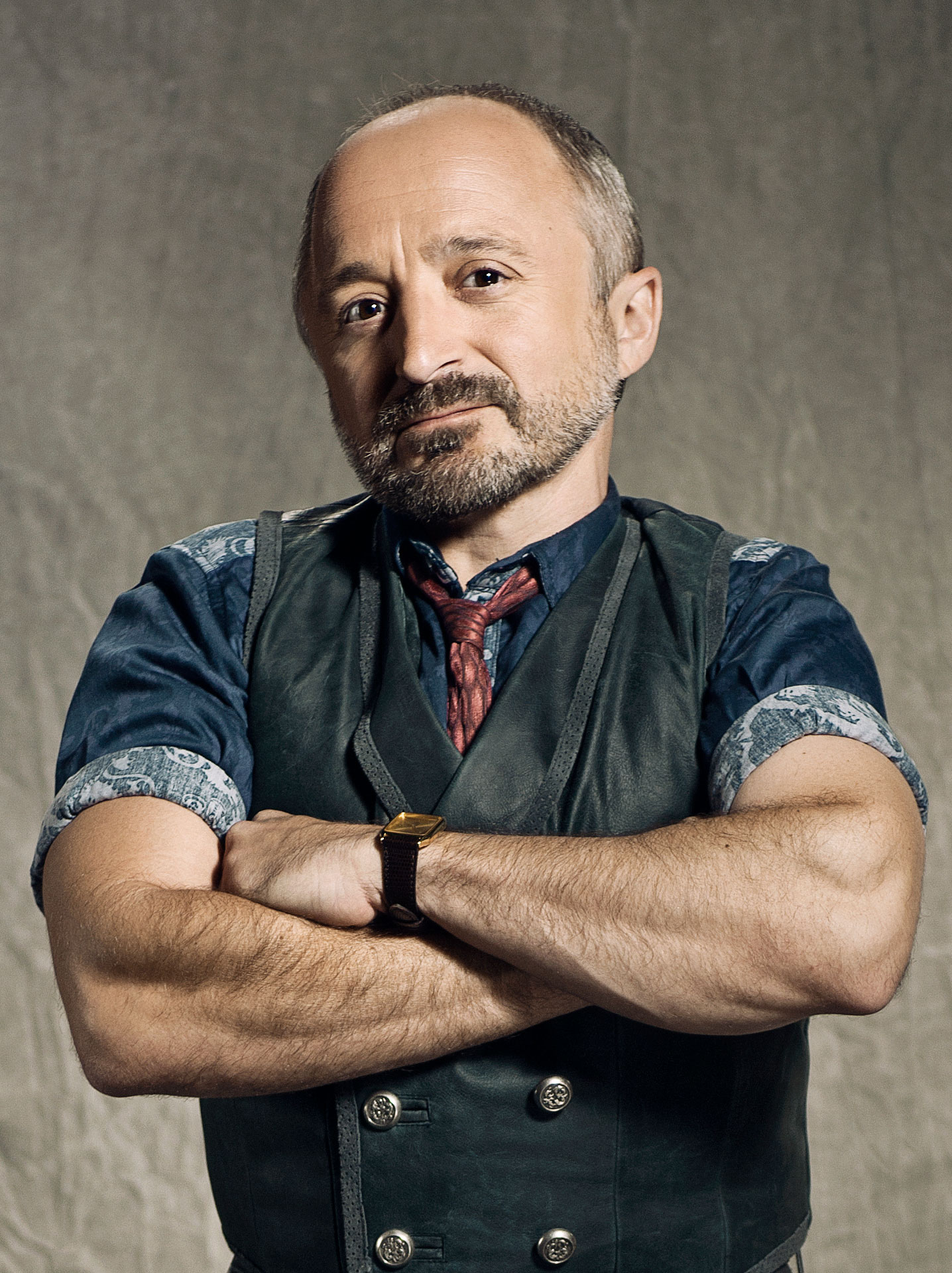 Rick Howland Trick Cast Lost Girl SYFY WIRE