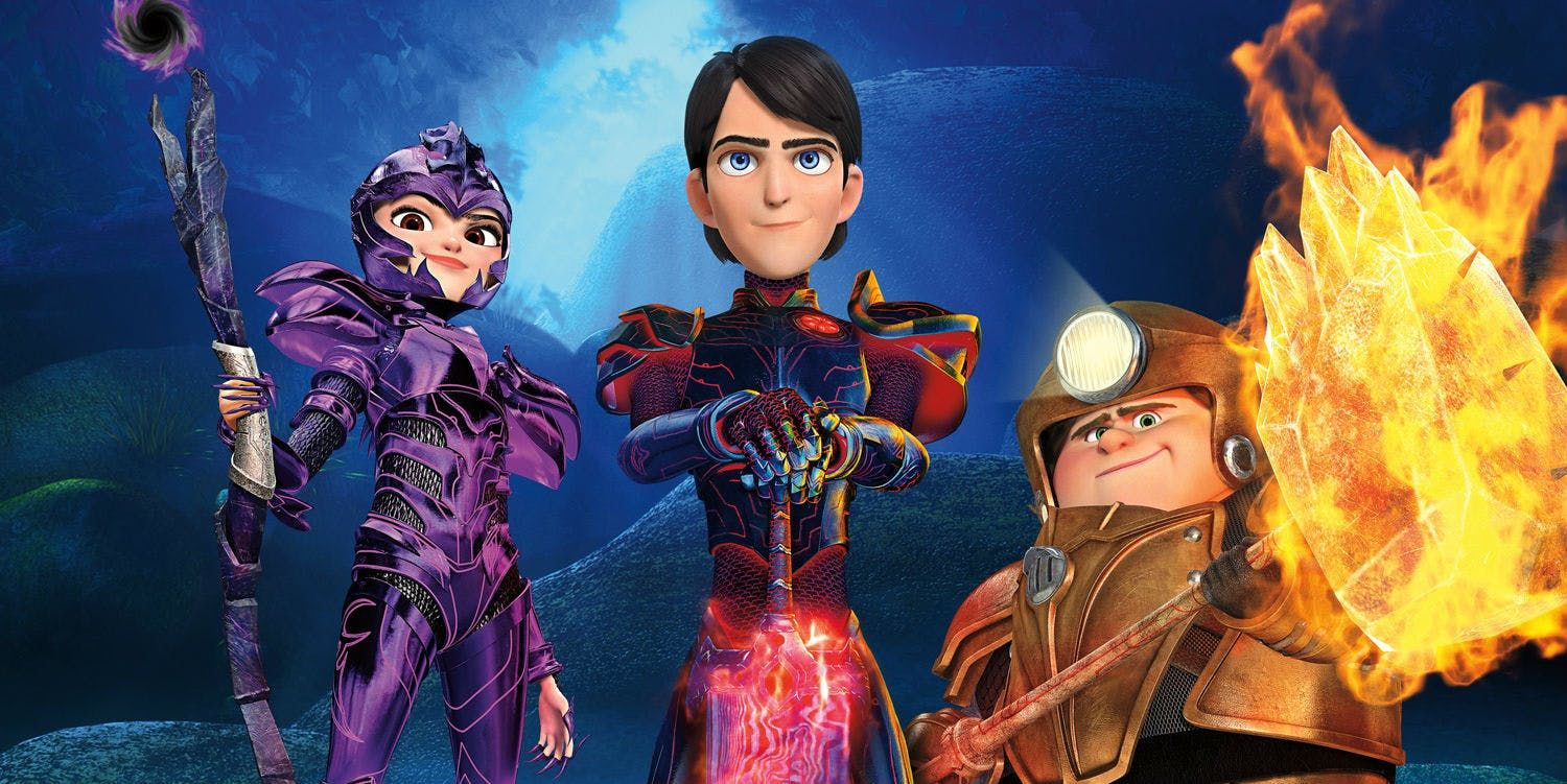 Image result for trollhunters tales of arcadia