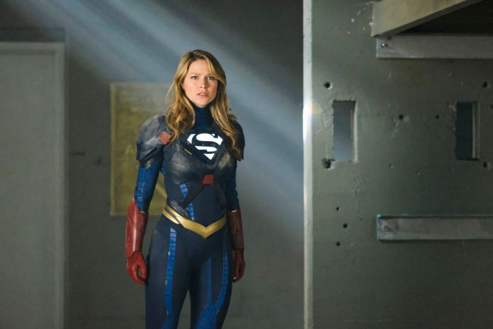 Melissa Benoist shares first look at Supergirl Season 5 costume