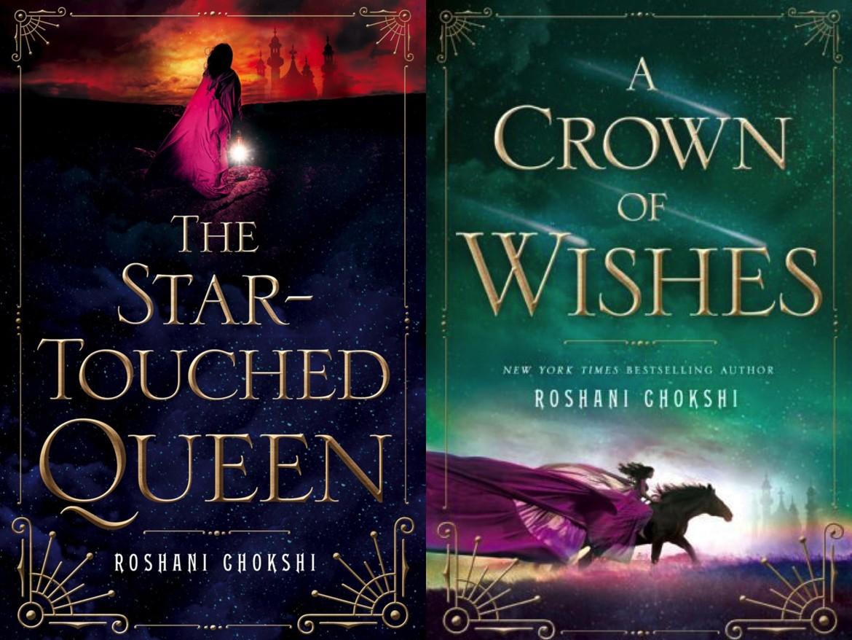Image result for Roshani Chokshi books