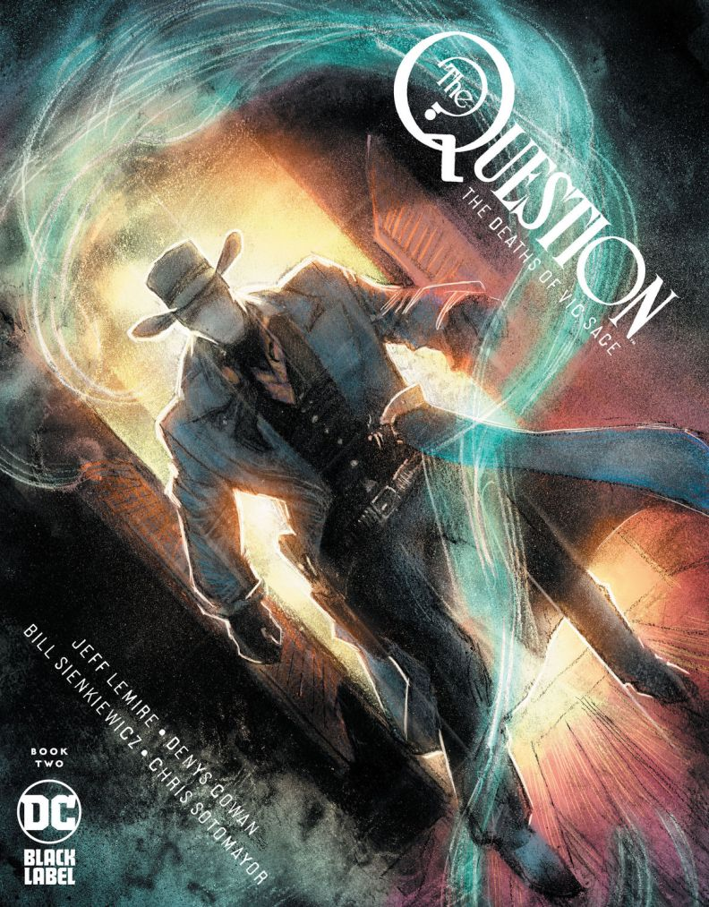 Denys Cowan on The Question's legacy and when Milestone Comics is ...