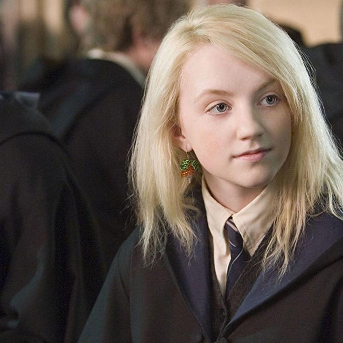Why Luna Lovegood Is Our Favorite Ravenclaw In The Harry