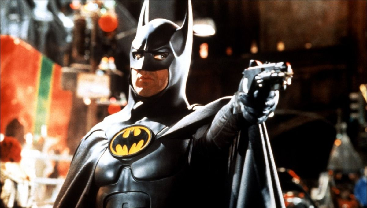 Image result for batman michael keaton