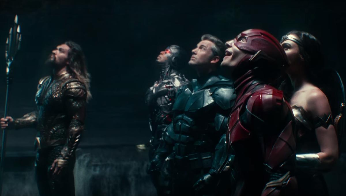 Image result for justice league scene