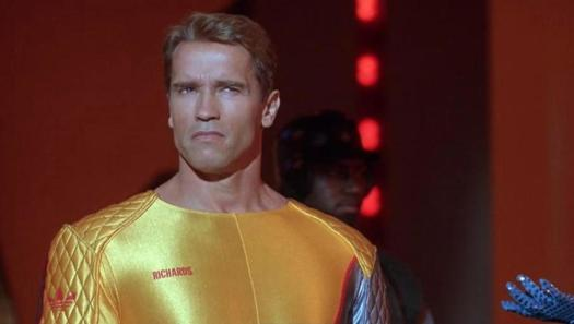 Image result for the running man