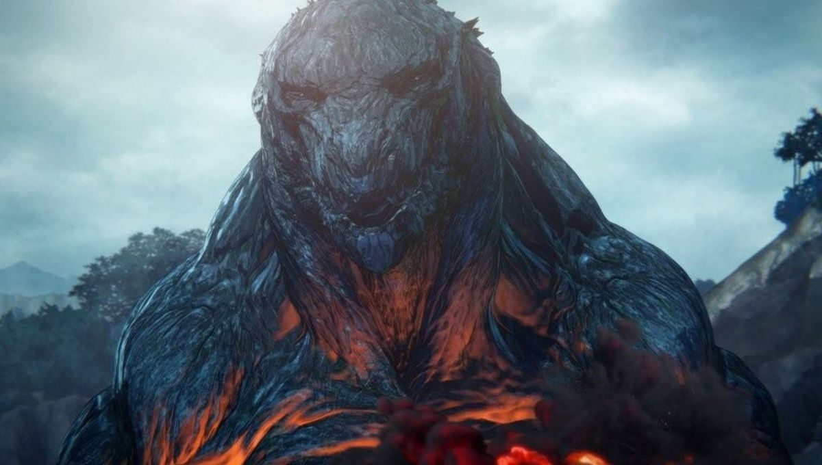 Image result for GODZILLA: MONSTER PLANET