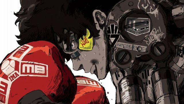 Best sports anime #7