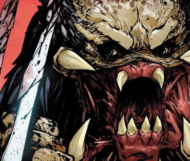 Chris Warner On Writing Predator Hunters Ii And Coming Up With The Alien Vs Predator Crossover Syfy Wire