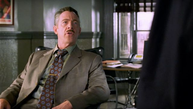 Image result for j jonah jameson