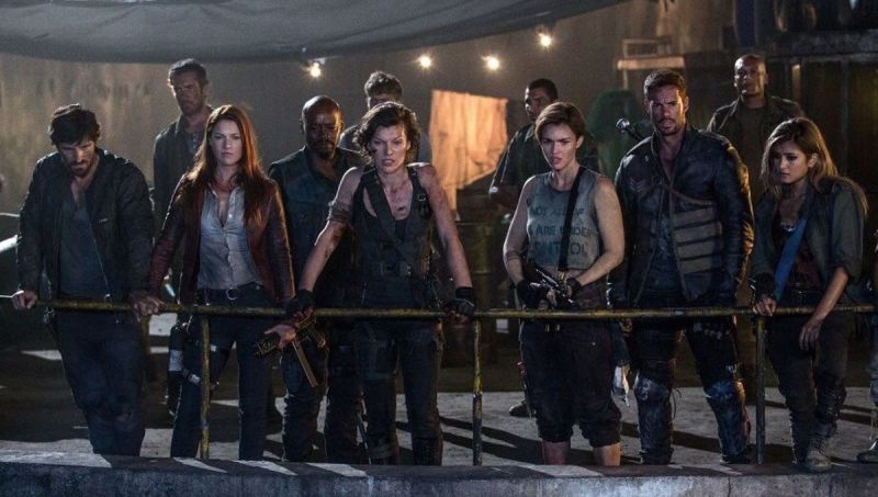 Resident Evil: The Final Chapter producers sued after