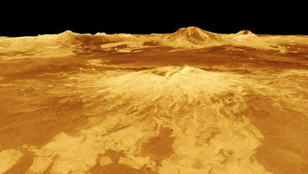 Could anything have ever lived on Venus?
