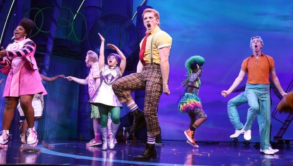 WIRE Buzz: SpongeBob musical airing live on Nick; Studio Ghibli to stream on HBO Max; and more