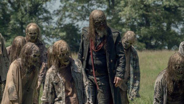 The Walking Dead shows the birth of the Whisperers