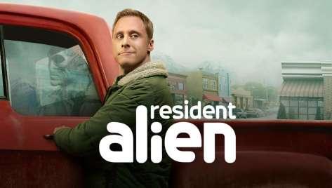 Resident Alien – Official Site | SYFY